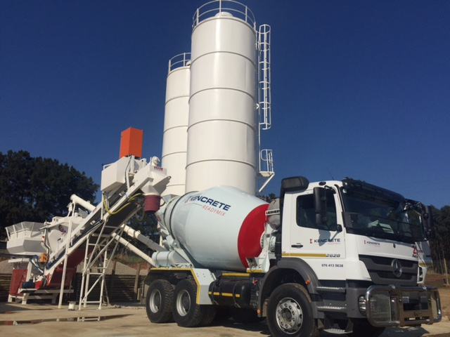 Zululand Contract Plant Up and Running